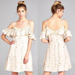 SALE!! The Sienna Ruffle Dress